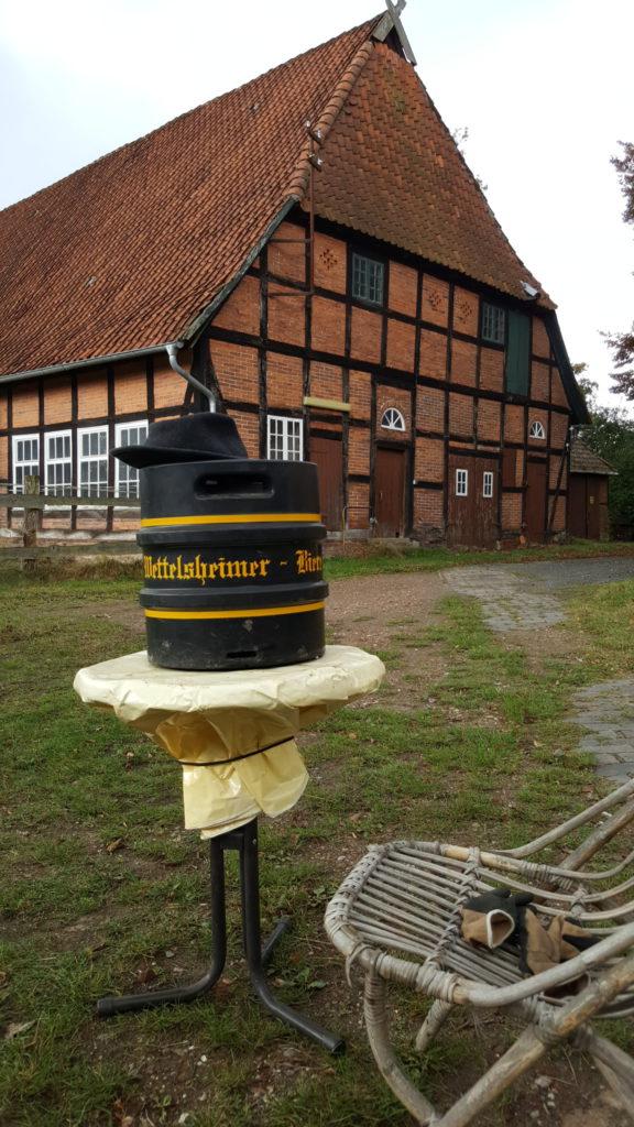 Wettelsheimer Biervorrat